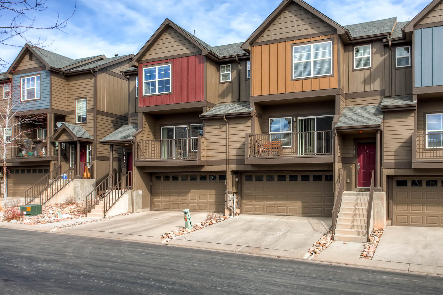 Flash Point Townhouse - Colorado Springs