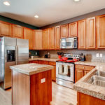 Downtown Colorado Springs Luxury Furnished Town Home